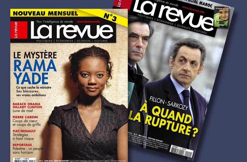 Magazine La Revue