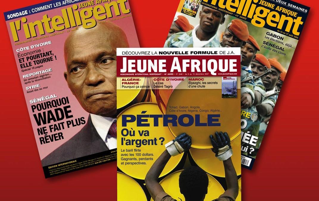 Magazine Jeune Afrique