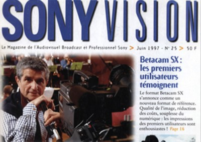 Sony Vision