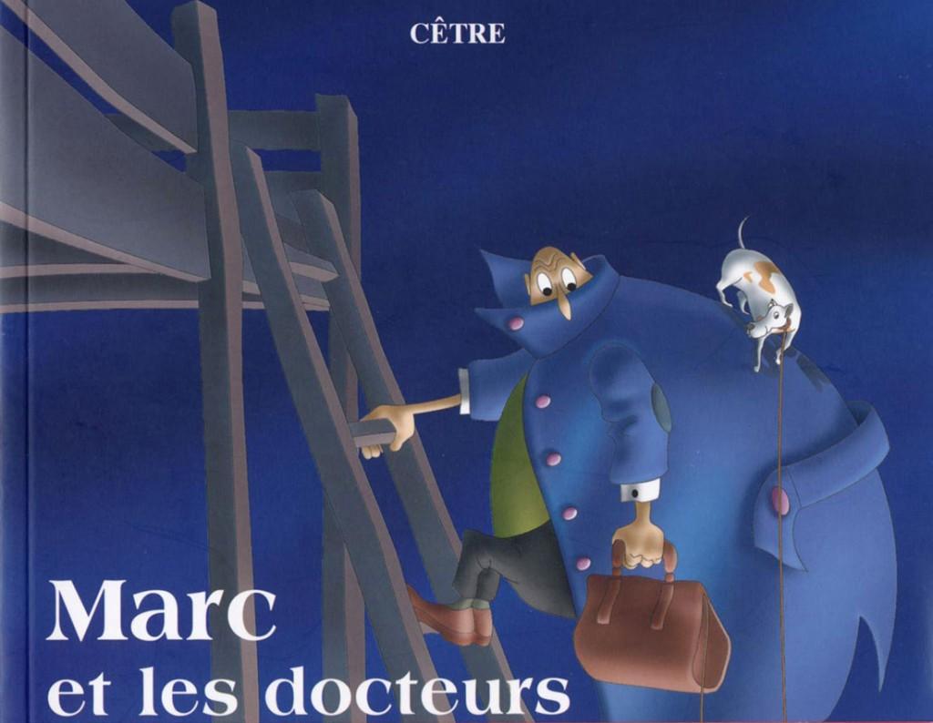Marc et les docteurs