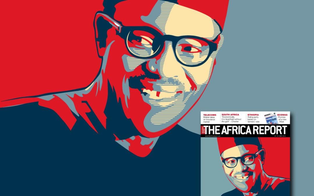 Couverture Buhari